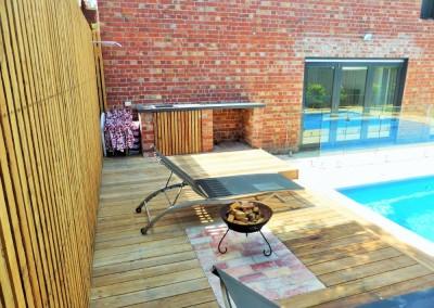 Geelong West Pool Deck