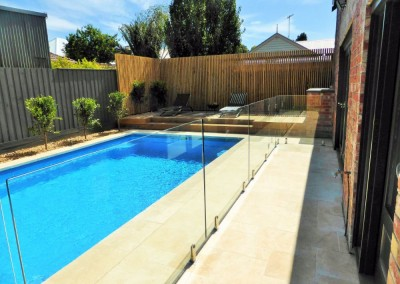 Geelong West Pool Paving