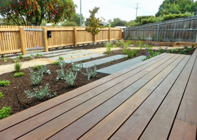 Manifold Heights Decking