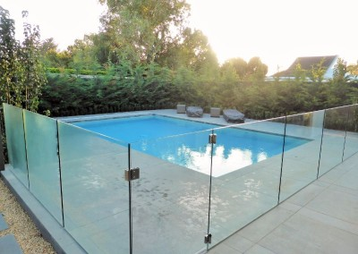 Pooling fencing